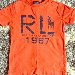 Boy's Polo by Ralph Lauren shirt